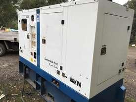 Máy phát điện cũ 60 KVA - Cummins - codienduytan.com